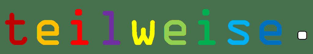 Logo teilweise