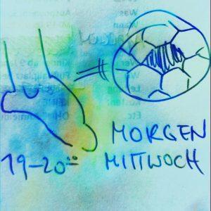 Fußball: Mi 19-20.00