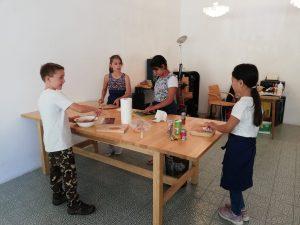 Kochen und Backen mit Kids