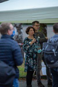 Talk (Karin Kirchtag) ...