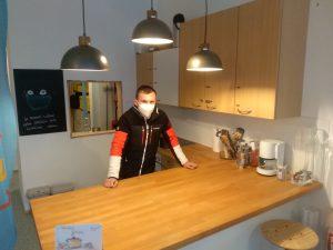 Philipp & die neue Küche