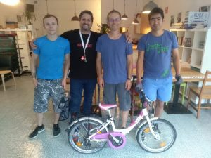 Team Rad-Werkstatt