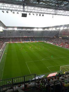 RB Salzburg vs Atletico Madrid