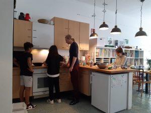 Einkaufen-Kochen-Essen (EKE)