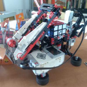 Cube-LEGO-Roboter
